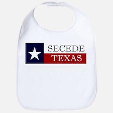 Secede Texas Bib