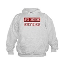 Esther #1 Mom Hoodie