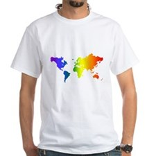 Gay Pride All Over the World Shirt