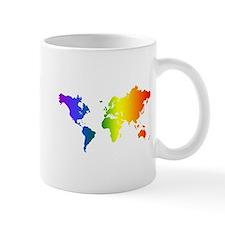 Gay Pride All Over the World Mug