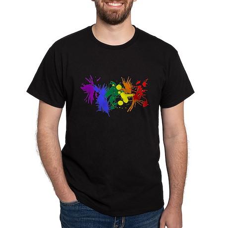 Pride Paint Dark T-Shirt