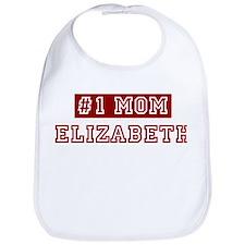Elizabeth #1 Mom Bib