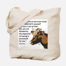 Kill It Yourself Tote Bag