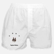 King Typical Male Boxer Shorts