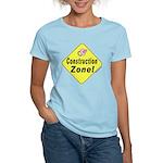 (Baby) 'Construction Zone' Women's Light T-Shirt