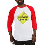 (Baby) 'Construction Zone' (2-Sided) Baseball Jers