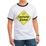 (Baby) 'Construction Zone' Ringer T
