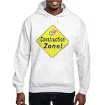 (Baby) 'Construction Zone' Hooded Sweatshirt
