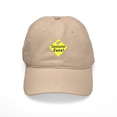 (Baby) 'Construction Zone' Baseball Cap