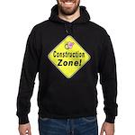 (Baby) 'Construction Zone' Hoodie (dark)