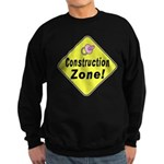 (Baby) 'Construction Zone' Sweatshirt (dark)