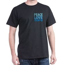 Peace Love Tofu T-Shirt