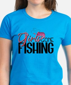 Girls Gone Fishing Tee
