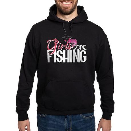 Girls Gone Fishing Hoodie (dark)