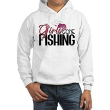 Girls Gone Fishing Hoodie