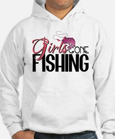 Girls Gone Fishing Hoodie