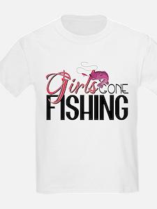 Girls Gone Fishing T-Shirt