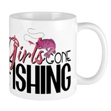 Girls Gone Fishing Mug