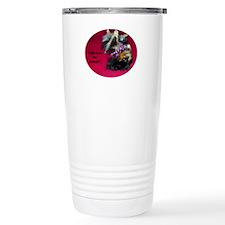 Pomeranian Travel Coffee Mug