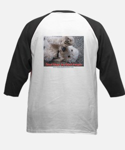 Cool Dogs for Cool People Kids Baseball Jersey