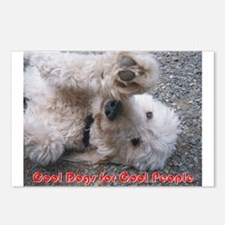 Cool Dogs for Cool People Postcards (Package of 8)
