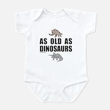 GETTING OLDER Infant Bodysuit