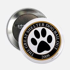 """Classic Logo 2.25"""" Button (10 pack)"""