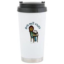 Dark Computer Travel Mug