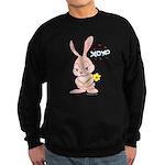 Love Bunny Sweatshirt (dark)