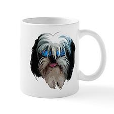 shih_tzu_head Mugs