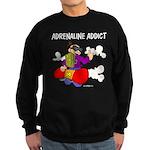 Adrenaline Addict Sweatshirt (dark)