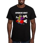 Adrenaline Addict Men's Fitted T-Shirt (dark)