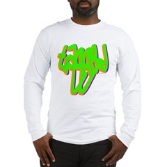 Tagged Long Sleeve T-Shirt