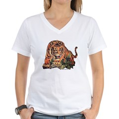 Tiger Drawing Shirt