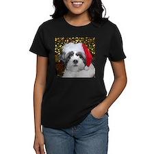 Christmas Shih Tzu Tee