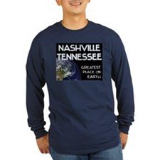 nashville tennessee - greatest place on earth T