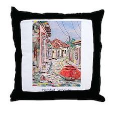 Trinidad, Las Villa Throw Pillow