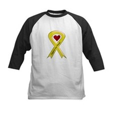 Support our Troops Yellow Ribbon Tee