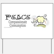 Compassionate Yard Sign