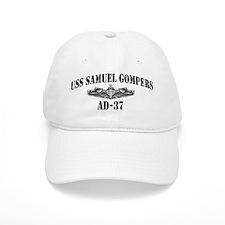 USS SAMUEL GOMPERS Baseball Cap