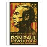 Ron Paul Revolution Small Poster
