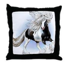 Casanova Throw Pillow