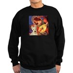 Mandolin / Scottie (w) Sweatshirt (dark)