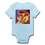 Mandolin / Scottie (w) Infant Bodysuit