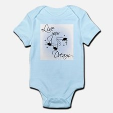 Live Your Dream Infant Bodysuit