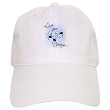 Live Your Dream Baseball Cap