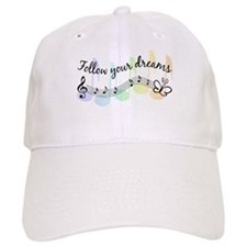 Follow Your Dreams Baseball Cap