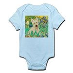 Irises / Scottie (w) Infant Bodysuit