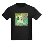 Irises / Scottie (w) Kids Dark T-Shirt