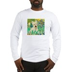 Irises / Scottie (w) Long Sleeve T-Shirt